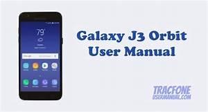 Samsung Galaxy J3 Orbit User Manual  Tracfone