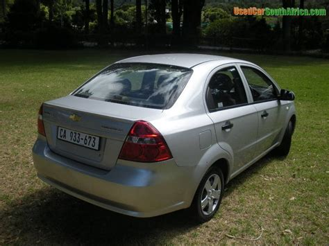 2010 chevrolet aveo 1 6 ls auto used car for sale in cape