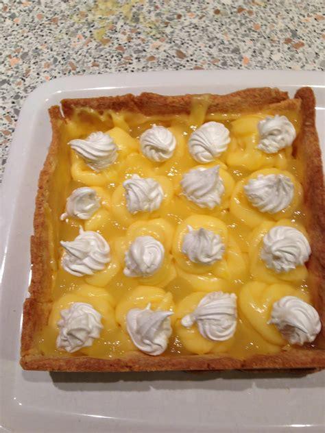 cyril lignac mes desserts tarte au citron meringu 233 e cyril lignac sevencuisine