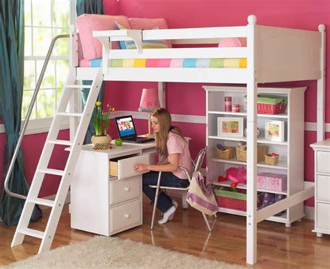 store chambre ado white knockout high loft by maxtrix panel 500