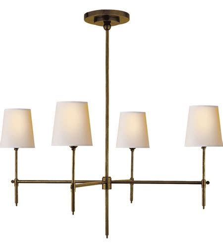 visual comfort o brien bryant large chandelier in