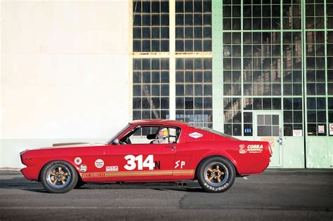 1966 Shelby Gt350h Race Car