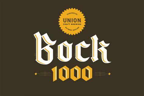 union craft brewing union craft brewing bock 1000 union craft brewing 3156