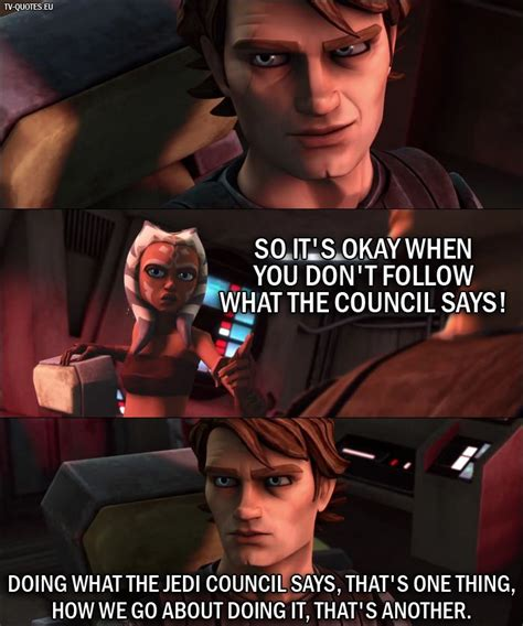 Best Star Wars The Clone Quotes From Rising