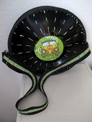 Tasche Aus Schallplatten by Und Eine Schallplatten Tasche Taschen N 228 Hen