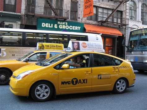 Nyc's Taxi Driver Test Drops Geography Questions