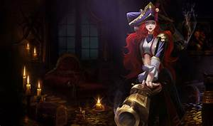 Miss Fortune is getting updated skin splash art and they ...