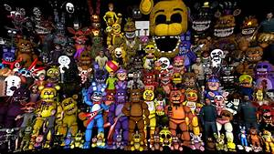 FNAF(SFM) Thank You (3) by MikoWater93 on DeviantArt