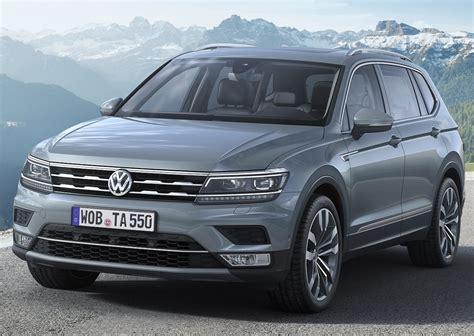 2018-2019 Volkswagen Tiguan Allspace Details
