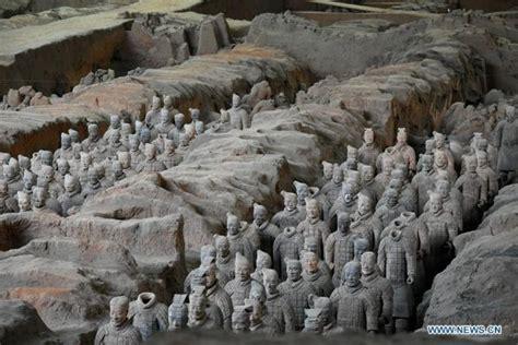 3 มกราคม 2563 จีนพบ 'ทหารดินเผา' สุสานจิ๋นซีเพิ่มกว่า 200 ...