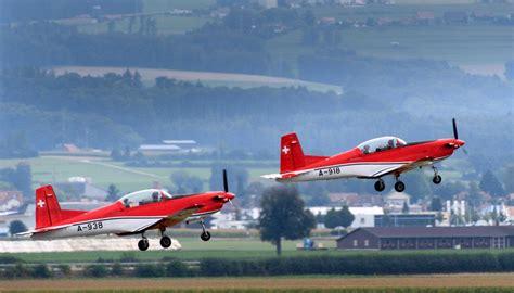 Flugzeug Der Schweizer Armee Abgestürzt Schaffhauser