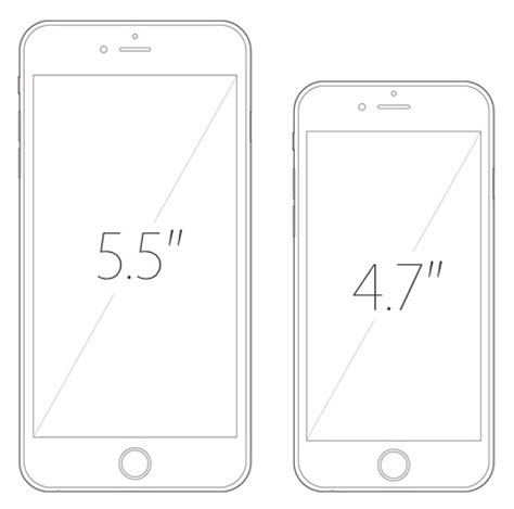 iphone 6 screen size iphone 6 vs iphone 6s buyer s guide mac rumors