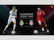 Champions League 2018 final Liverpool vs Real Madrid TV