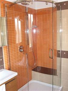 zona doccia box in acciaio e cristallo sedile doccia in