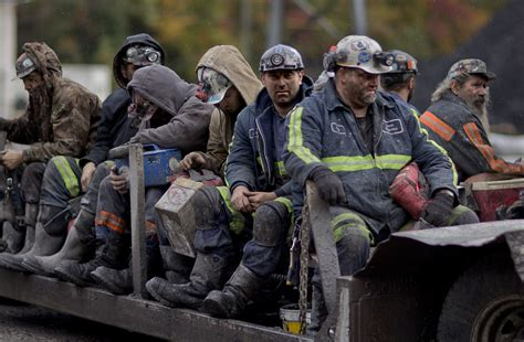 Coal Miners continue to suffer on this, the last day of ...