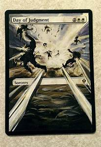 Magic the Gathering Altered Art Cards