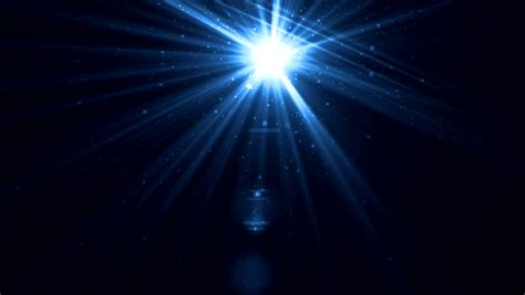 optical flares light particles background stock footage