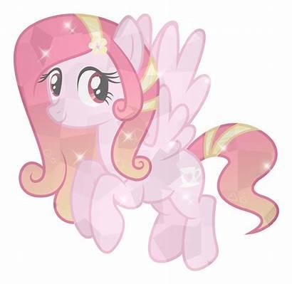 Crystal Pony Mlp Ponies Creature Base Paint