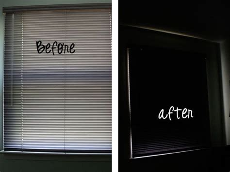 Blackout Window Blinds by Family Home No Sew Blackout Shades Sew Cool In