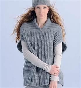 Modele De Tricotin Facile : modele tricot facile gratuit femme ~ Melissatoandfro.com Idées de Décoration