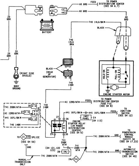 Wiring Diagram Jeep Grand Cherokee Powerking