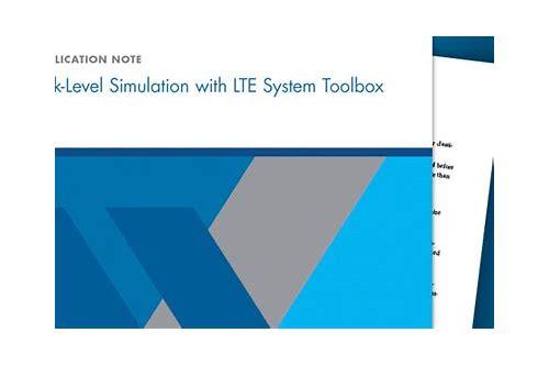 Lte simulation matlab free download :: enorxabra