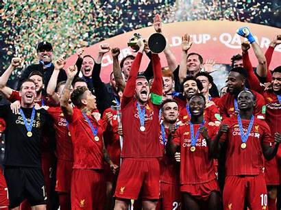 Liverpool Win Cup Final Flamengo Qatar Tahun