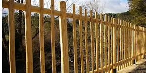 Cloture Jardin Bois : cloture jardin bois i atelier chaters n ~ Premium-room.com Idées de Décoration