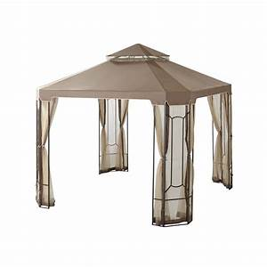 Replacement Canopy For Cottleville Gazebo Riplock 350
