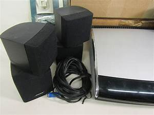 Bose Home Sound System Lifestyle Av