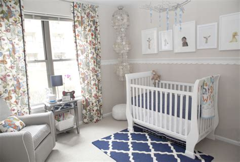 Gender Neutral Nursery Design