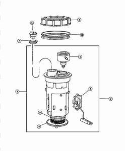 Dodge Ram 3500 Module Kit  Fuel Pump  Level Unit