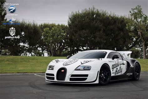The Pur Blanc Bugatti Veyron