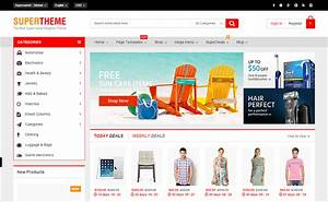 44 best magento ecommerce themes free premium templates With magento homepage template