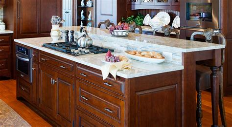 kitchen island with stove and seating kitchen island designs with seating and stove