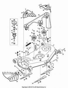 Troy Bilt 13aaa1kq066 Tb2350  2015  Parts Diagram For