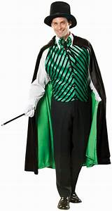 Magician Costumes (for Men, Women, Kids) | Parties Costume