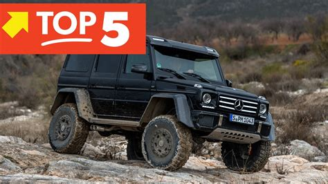 offroad cer top 5 off road cars 2016 youtube