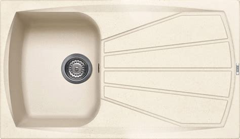 lavello cucina 1 vasca lavello cucina 1 vasca incasso eff fragranite elleci 86