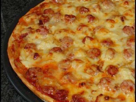 cuisiner une pizza recettes de pizza de une folle envie de cuisiner