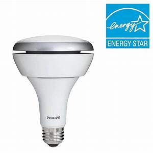 Philips w equivalent soft white k br led flood