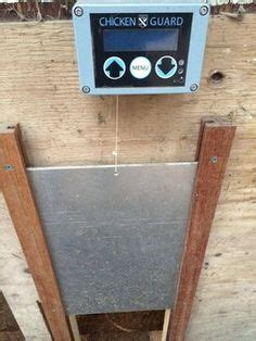 best automatic chicken door 1000 images about hensafe automatic chicken door opener