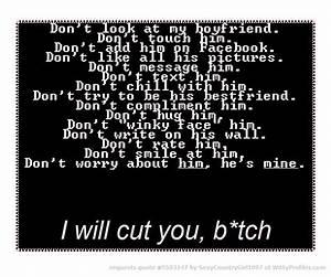 Possessive Boyfriend Quotes. QuotesGram