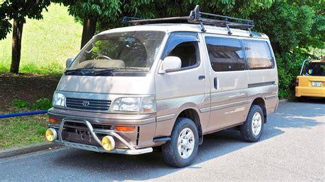 Toyota Hiace Usa by 1993 Toyota Hiace 3 0 Turbo Diesel 4wd Usa Import Japan