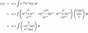 Integral Online Berechnen : mathematik online lexikon ein system von linearen differentialgleichungen mit anfangswertproblem ~ Themetempest.com Abrechnung