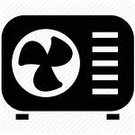 Icon Heating Heater Fan Air Electric Icons