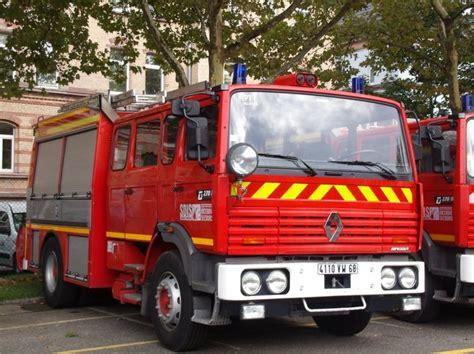 portes ouverte des pompiers de mulhouse renault premuim fptsr 1 et 2 renault midlum fptl et