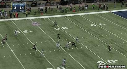 Nfl Rams Punt Return Seahawks Fake Play