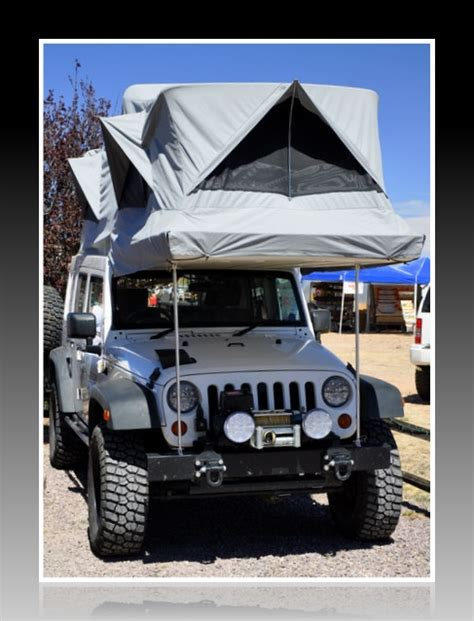 jeep wrangler overland tent 7 best images about roof top tents on pinterest portal