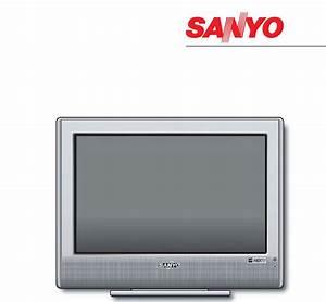 Sanyo Flat Panel Television Dp19647 User Guide